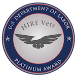 Platinum HVMP medallion