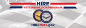 HIRE Vets Medallion Program Banner