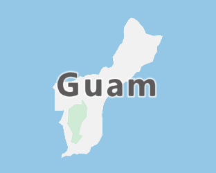 Locations of HVMP Awardees in Guam