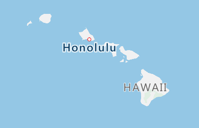 Locations of HVMP Awardees in Hawaii