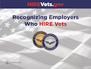 HIRE Vets Backdrop Graphic