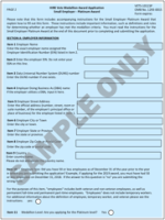 HIRE Vets Medallion Program Sample Forms